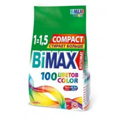 СМС BiMax Color м/у 3000гр автомат